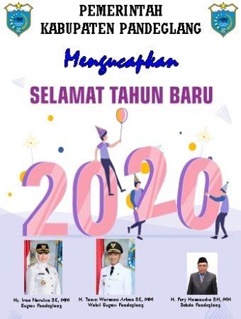 Greeting New Year 1