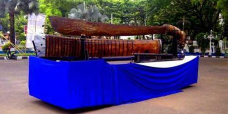 Golok Ciomas Raksasa di Banten Expo 2017, Akan Jadi Perhatian Pengunjung