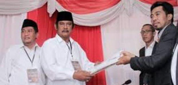 Pasangan Calon Walikota Agus-Samsul Akan Gugat KPU Kota Serang