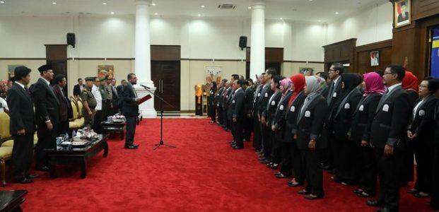 Gubernur WH Minta APTISI Banten Bantu Tingkatkan Kualitas Sarjana