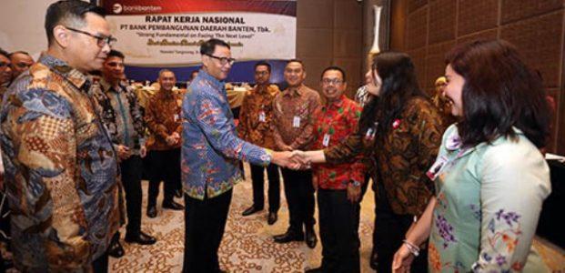 Gubernur Wahidin Minta Bank Banten Gali Potensi Wilayah