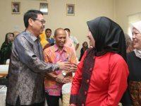 Sekda Banten Buka Forum Rencana Kerja Dinkes TA 2018