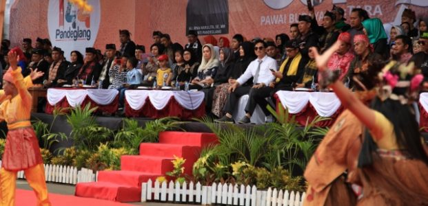 Hebat Euy! Pandeglang Culture Festival Diikuti 4 Negara, 10 Provinsi dan 7 Kabupaten Kota