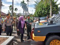 Irna Minta Petugas Pengamanan Libur Akhir Tahun Waspadai Teror