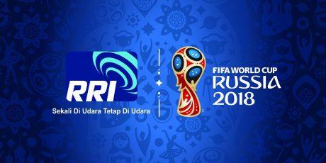 Radio Republik Indonesia Kantongi Hak Siar Piala Dunia 2018