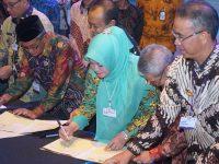Pandeglang Wakili Banten Teken MOU Pengembangan Prukades