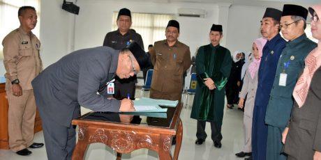 Inilah Nama-nama Pejabat Eks Pegawai UPTD di Pandeglang yang Dilantik
