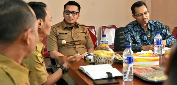 Kunker ke Pandeglang, Komisi Informasi Banten Soroti PPID