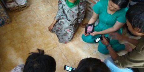 Kasian, Anaknya Ditabrak Oknum Satpol PP Pandeglang, Ibu Ini Minta Pertanggungjawaban