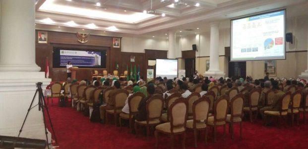 BPJS Klaim Kepesertaan JKN-KIS di Banten Capai 77 Persen