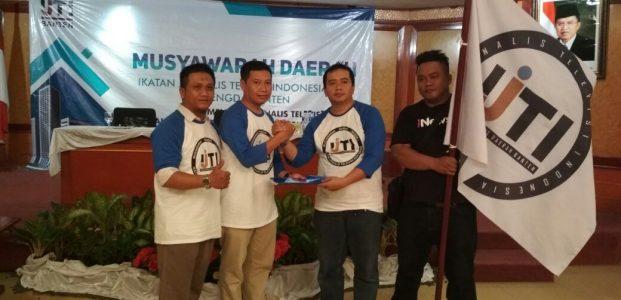 Musda Ke-III IJTI Banten Tetapkan Ferry Setiawan Jadi Ketua