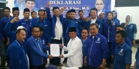 Direkomendasi PAN, Syafrudin Segera Bentuk Koalisi Peradaban Tantang Koalisi Borong Partai