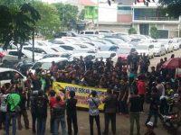Driver GoCar Banten Mogok Kerja, Tolak Kebijakan Baru Perusahaan