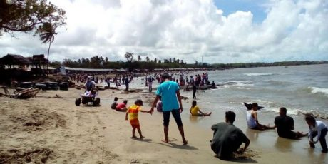 Balawista Banten : Libur Panjang Tahun Baru Kecelakaan Laut Terkendali, Tak ada Korban Jiwa