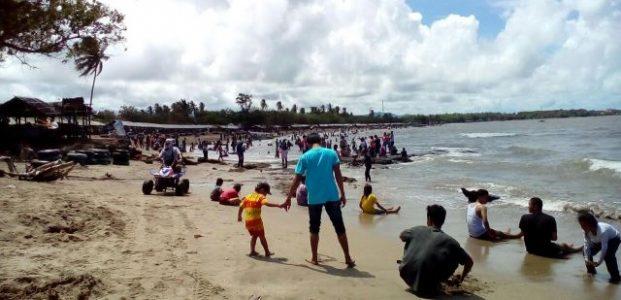 Angka Kunjungan Wisatawan ke Banten Selama Libur Lebaran Meningkat