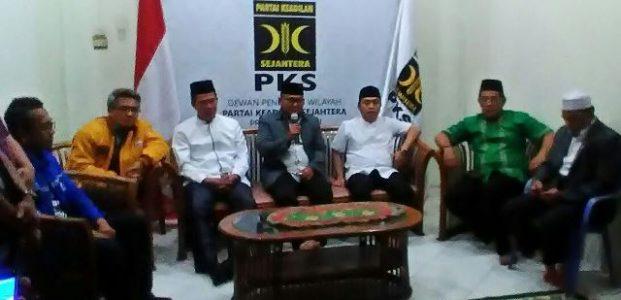 Tinggalkan Ranta, PKS Gabung Koalisi Peradaban Usung Syafrudin-Badri