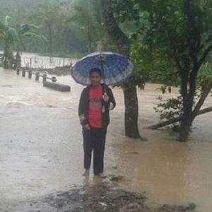 5 Kecamatan di Pandeglang Terendam Banjir