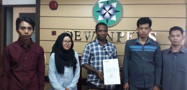 SMSI Tindaklanjuti Pendaftaran Ke Dewan Pers