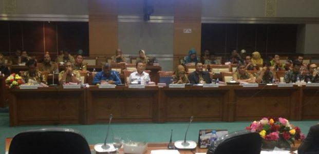 Diundang RDP Komisi 8 DPR RI, Dinsos Banten Dapat Apresiasi