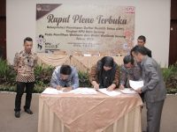 KPU Kota Serang Tetapkan DPT Pilwakot Sebanyak 422.002 Pemilih