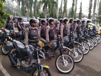 500 Petugas Gabungan Disiagakan Amankan Lebaran di Pandeglang
