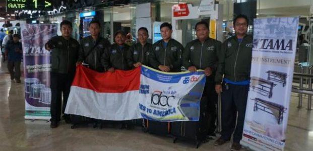 3 Putra Banten Ikuti Pelatihan Calon Juri Marching Band Internasional di Amerika