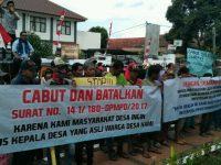 DPMPD Dinilai Langkahi Undang-Undang, Otonomi Desa Diintervensi