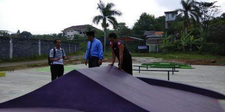Kecewa, Pj Sekda Pandeglang Minta Skatepark Dikaji Ulang