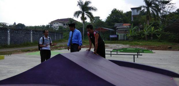 Ternyata, Konsultan Pembuat Skatepark Pandeglang Dapat Referensi Hanya Dari Internet