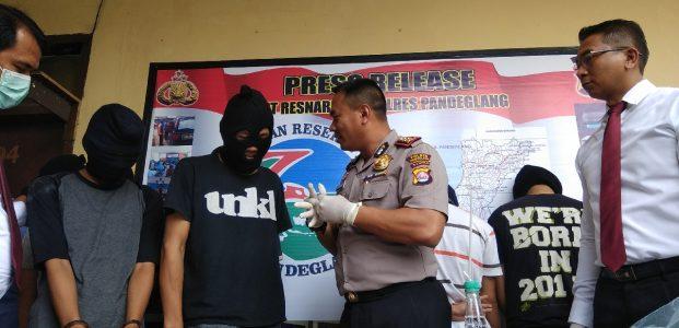 Tak Pantas Ditiru, Oknum Pejabat Distan Banten Dicokok Polisi Gara-gara Pakai Sabu