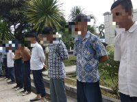 Belasan Pelajar di Pandeglang Diciduk Saat Asyik Main PS