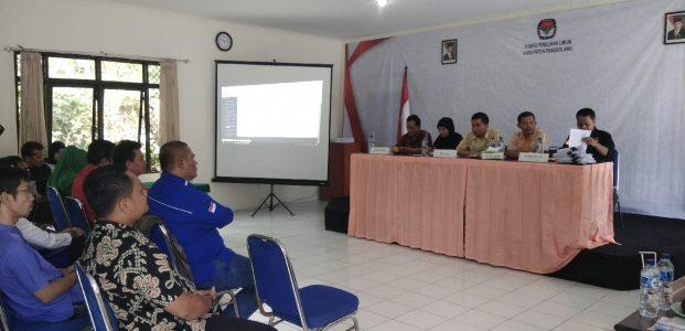 Jumlah Anggota Tak Sesuai Sample, PKPI Tidak Lolos Verifikasi KPU Pandeglang