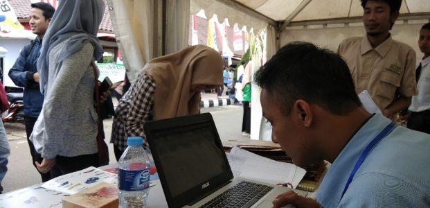 Job Fair di Pandeglang Sediakan 2.000 Lowongan Kerja