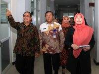 Bupati Pantau Hari Terakhir Pelaksanaan UNBK di SMKN 2 Pandeglang