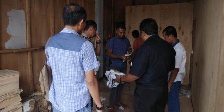 Di Pandeglang, Ruko 2 Lantai Jadi Pabrik Uang Palsu Pecahan Rupiah dan Dollar