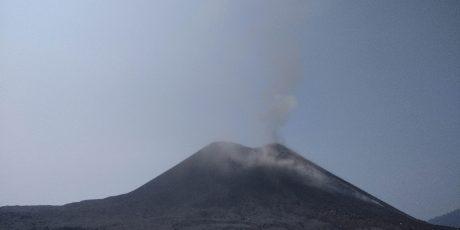 KPPC Pastikan Gunung Anak Krakatau Aman Dikunjungi