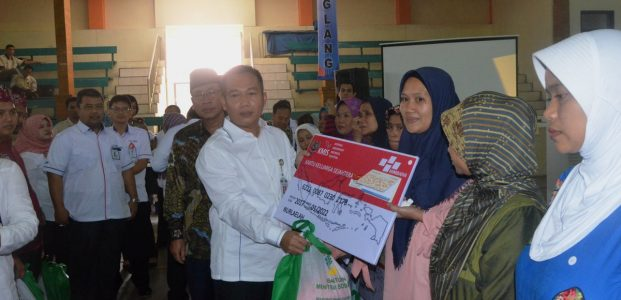 77.723 Keluarga Miskin di Pandeglang Dapat Bantuan Rp1.8 Juta dari Kemensos