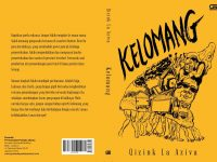 Penulis Banten Karang Novel tentang Pasir Laut