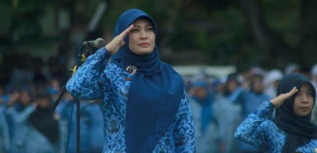 Irna Beri Sinyal Bakal Kembali Rombak Pejabatnya