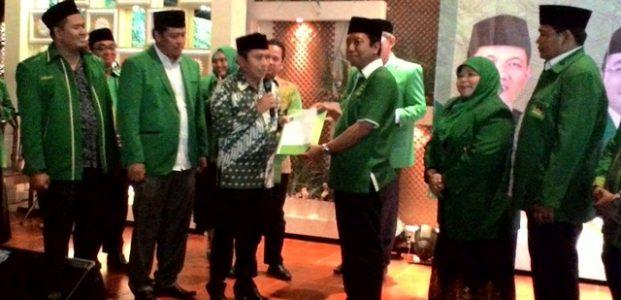 Nyalon Walikota, Kader Golkar Subadri Usuludin Dapat Restu DPP PPP