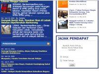Redaksi Banten Headline Buka Polling, Rencana Revisi Perda Pekat