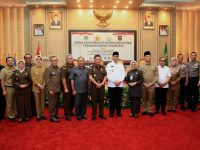 Kepala Daerah se-Banten Teken MoU dengan APIP dan APH