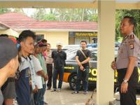34 Orang Diamankan Polres Pandeglang Saat Gelar Operasi Anti Preman