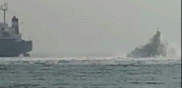 Kebocoran Pipa Gas Bawah Laut Milik Perusahaan Cina di Perairan Pulau Panjang Sudah Tertangani