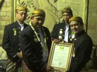Kerabat Kesultanan Pakualam Mataram Bentuk Pengurus di Wilayah Banten