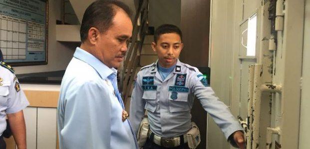Kanwil Kemenkumham Banten Sidak, Rutan Pandeglang Keluhkan Jumlah Penjaga